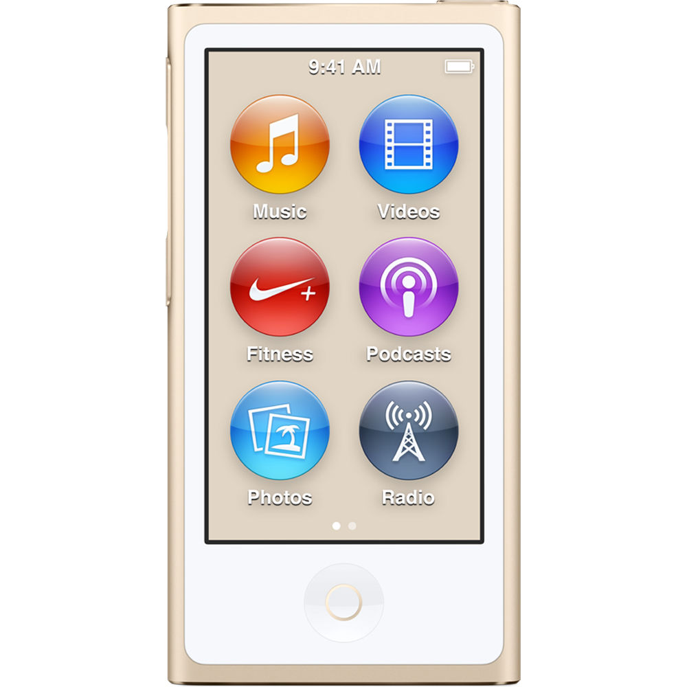 iPod touch 7th Gold