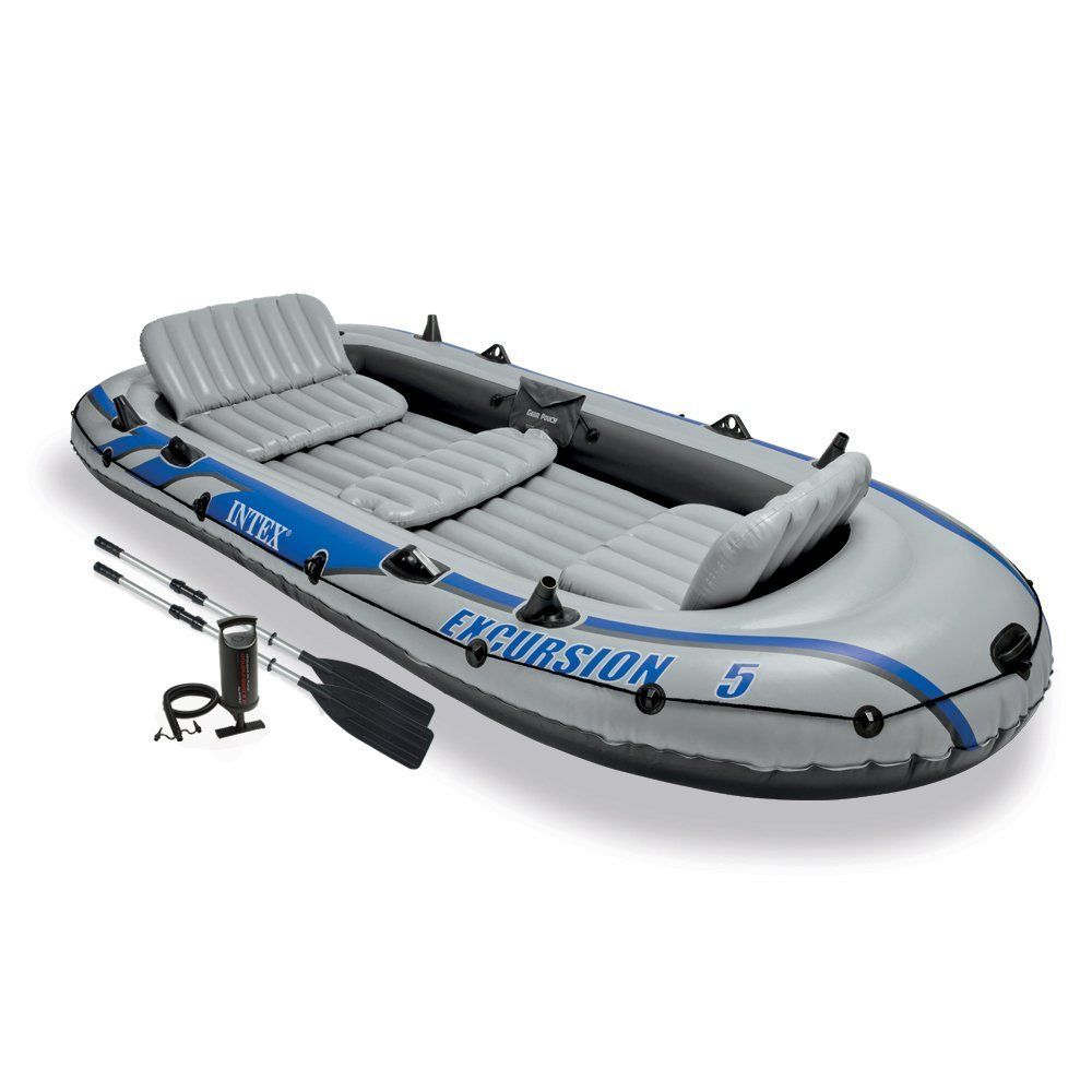 Rafting and Fishing Boat 5 Person