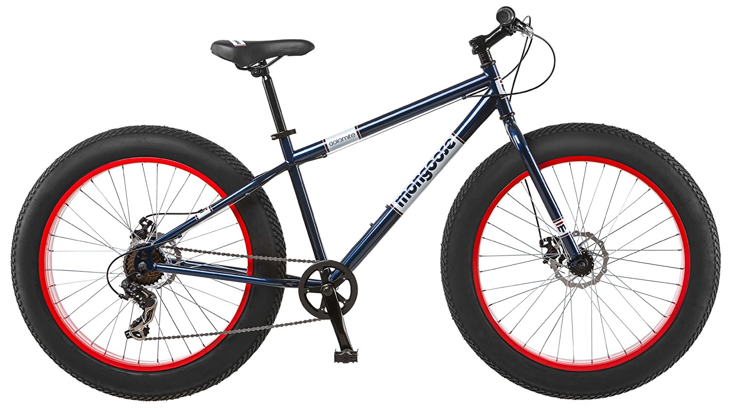 "26"" Mongoose 7-speed Mountain Bike"