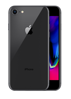 Apple iPhone 8 - 64 GB space gray