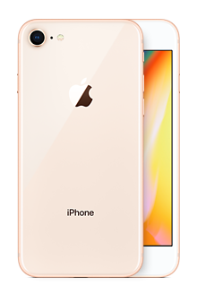 Apple iPhone 8 - 64 GB Gold