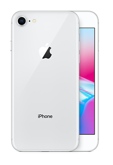 Apple iPhone 8 - 64 GB Silver